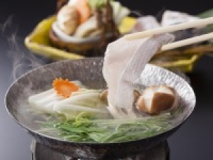 【クエ会席】南紀冬の味覚「うまい!」食通も唸らせる&コラーゲンたっぷりのクエを堪能<食事処>