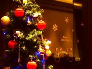 【大人のクリスマス】スパークリングワインでお祝い★レイトアウト付/咲会席