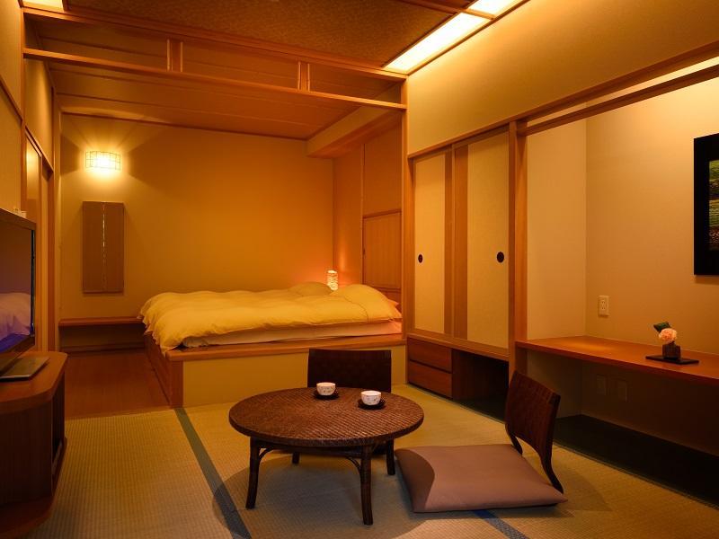露天風呂付和洋室【2・3階】(35㎡)