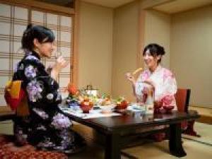 【個室食/スタンダード】四季彩・基本会席プラン