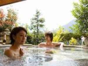 【レストラン】貸切露天風呂で温泉満喫★5大特典付き大人のカップルプラン
