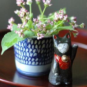 【公式HP】ベストレート!開運♪お土産にもどうぞ!!花季から陶製招き猫プレゼント☆