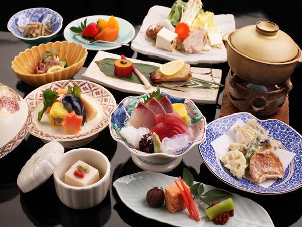 スタンダード定番会席■世界遺産「吉野山」で歴史と散策の旅!迷ったらコレ☆(1泊2食)