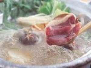 【竹林院名物「利休鍋」をたっぷり味わい尽くす】利休鍋コース(1泊2食)