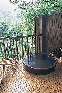【露天風呂付き西館】客室(12.5畳) 【禁煙対応可】