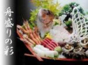 旬の味覚を食べ尽くす~鯛しゃぶ&鯛舟盛付懐石