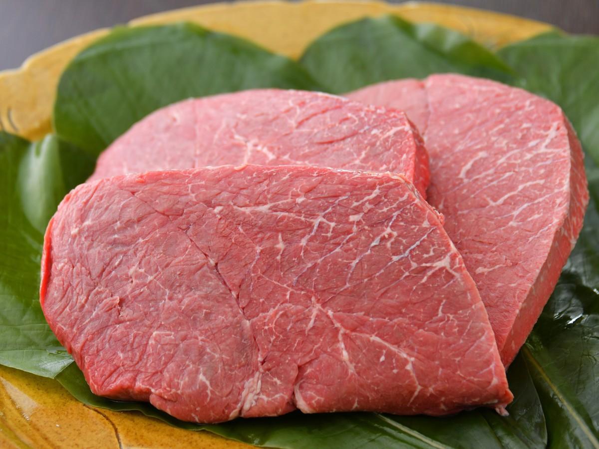 【グレードアップ】牛本来の旨味を感じる赤身肉★とちぎ和牛A5ランク<赤肉>ステーキ付プラン