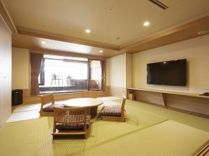 露天風呂付客室「山水亭」 和室(禁煙) リニューアル客室