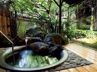 露天風呂付客室 飛鳥