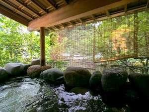 離れ 青巒荘 【椿】 ■露天風呂付き特別室■