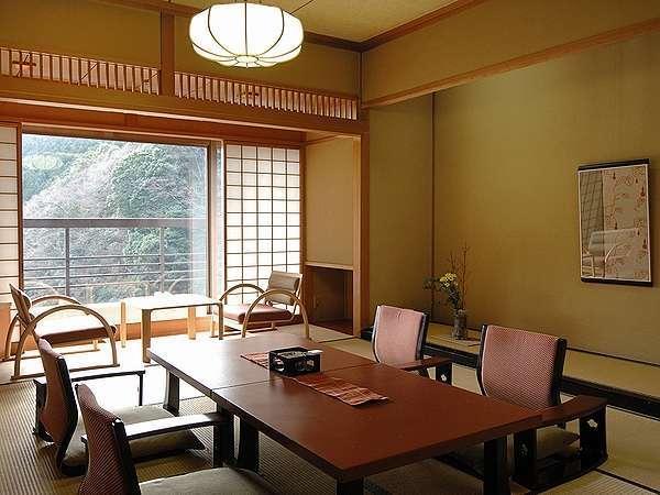 【聚楽第】純和室12畳+(副室4畳)