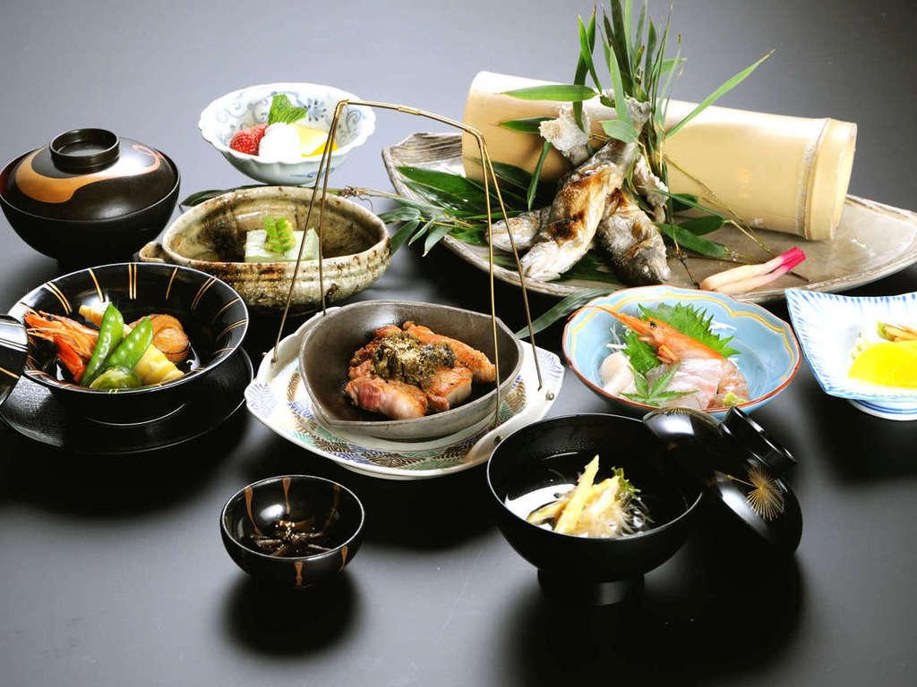 【絢 aya リーズナブル】信州の滋味をシンプルに味わう◆メインは信州豚のステーキ
