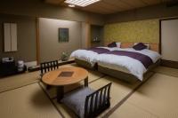 ツインベッド付客室【和室10畳】