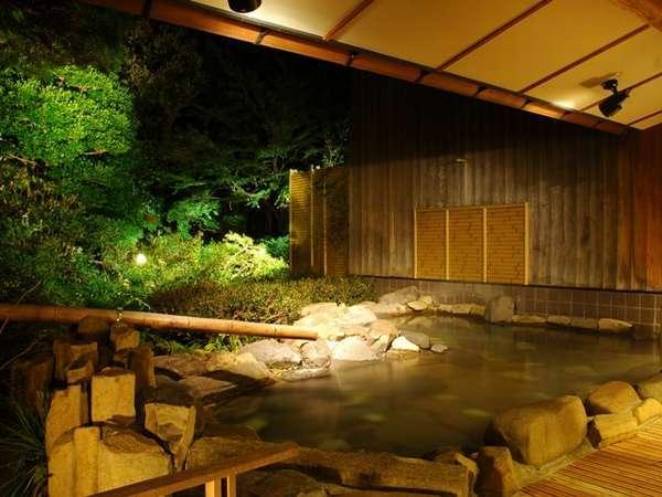 新館 半露天風呂付客室「水の語り部」が令和元年12月オープン!特別価格モニタープラン~