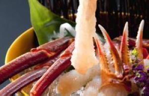◆「超」特選蟹懐石◆ワンランク上の贅沢…加賀橋立港タグ付き最上級ブランド活かにを堪能(1.5杯+香箱蟹)