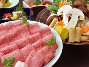 【神戸牛すき焼きプラン】 憧れの神戸牛を、当館自慢の割り下でお召し上がりください!