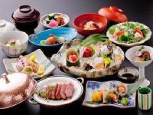 【当館人気プラン】極上の美味!神戸牛網焼き付会席 / 50018-F00