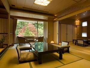 DX客室|優雅なお部屋【12帖+8帖+広縁(10㎡)】
