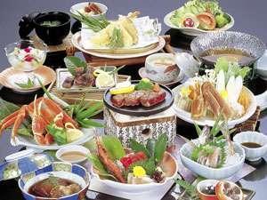 お食事処「えん」☆お料理グレードUP!なか能登コース