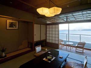 【白鷺亭】和室10畳 海側