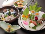 【定番】季節の旬を愉しむ≪本懐石料理≫でおもてなし