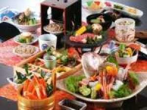 【らくだ】特選料理に舌鼓「遊膳」プラン