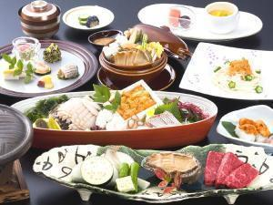【早得21】夏の夕餉を彩る2大美食 ~ 黒鮑と赤雲丹