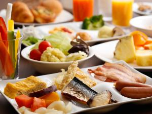【朝食付】40種以上の和洋朝食バイキング★淡路玉葱の天婦羅やふわふわオムレツのライブクッキングも
