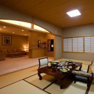 【最上級グルメ&特別室】天然温泉と食と空間を愉しむ~至極~【1日1室!】