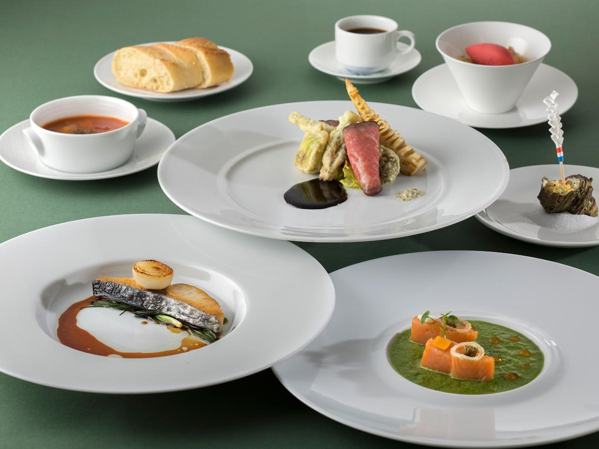【当館おすすめ♪】フランス料理ディナーを楽しむスタンダードプラン