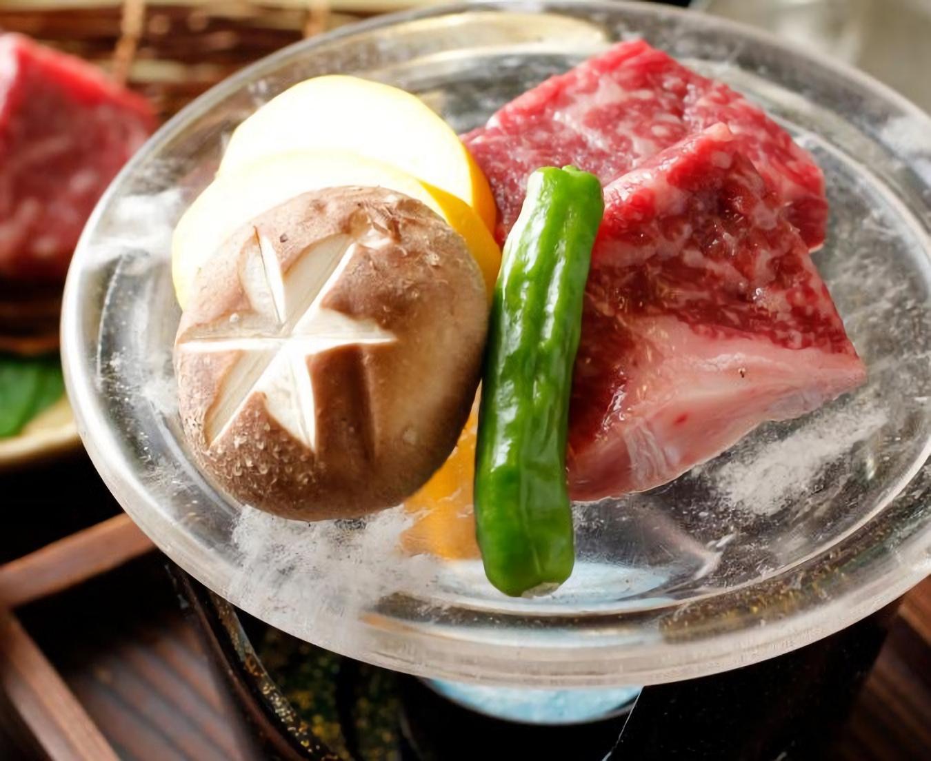 【伊勢海老造り+和牛陶板焼】『やっぱりお肉も好き!!』一番人気のスタンダードプランでお食事も満喫!!