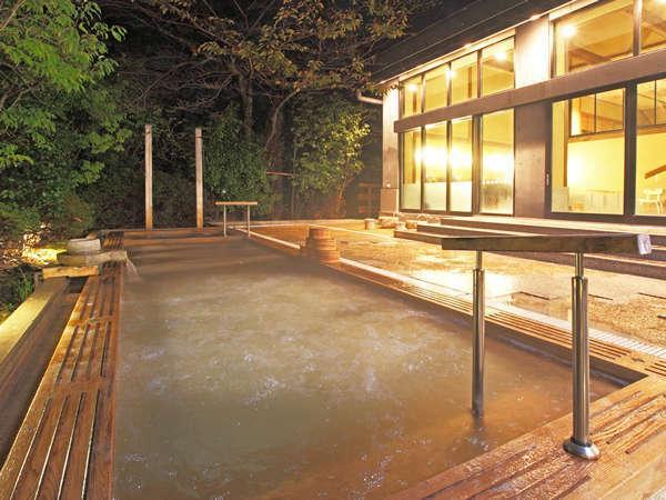 カップルで優雅に過ごす露天風呂付客室「里山」プラン