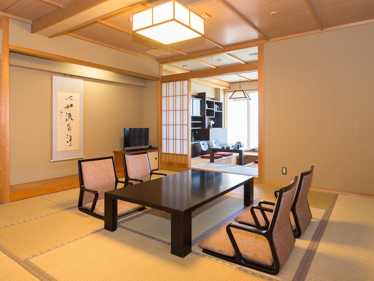 【50歳以上のお客様限定】客室無料グレードアップご宿泊プラン