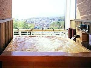 山野草(2~4階・露天風呂付和室)【禁煙】