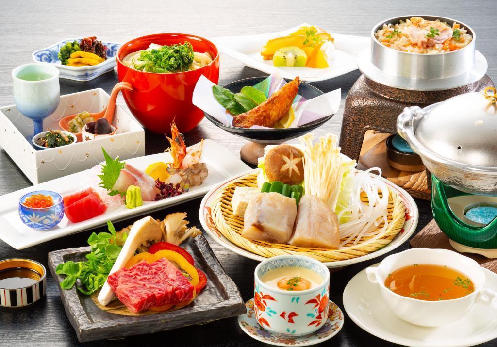 【2019年秋冬の旬彩会席】◆瀬戸内の美味いもの尽くし★讃岐でんぶくのちり鍋と竜田揚げ