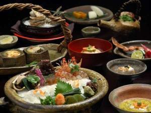 ■華コース■宮島の磯の味覚と名物穴子を味わう