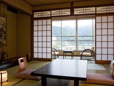 【和室10畳】竹亭のスタンダード客室
