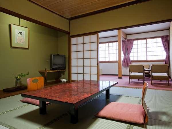 【訳あり・和室8畳】離れの館2階■階段利用あり/部屋風呂無し