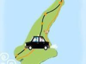 《観光用タクシー4時間利用券付》温泉と観光欲ばりプラン