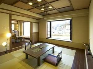 コンフォート客室「燈AKARI」45平米