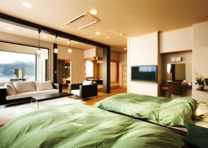 特別室&大展望風呂付/801号室【大人の休日プラン】