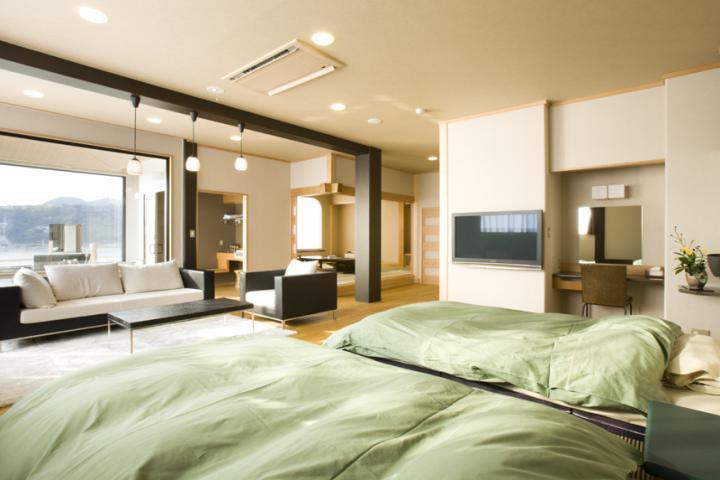 【特別室・最上階◆展望風呂付客室・801号室】※2021年4月1日より禁煙