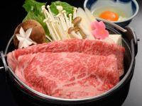 <夕食個室>繊細な肉質で魅了する 全国屈指のブランド和牛「山形牛」の堪能すき焼きプラン
