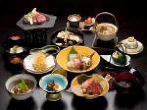 甲州名物堪能【馬刺し】or【鮑の煮貝】チョイスプラン