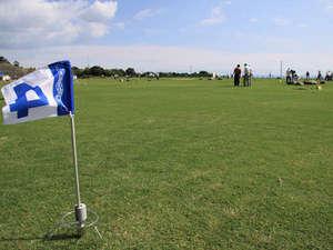 グラウンド&パークゴルフ場完成記念!ゴルフ利用チケット付きプラン♪