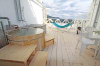 自家源泉100%!高台から太平洋を見下ろす露天風呂付客室(和室タイプ)
