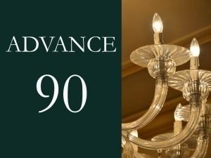 ガーデンビュー確約|ADVANCE90(室料のみ) ~90日前までのご予約でお得にステイ~