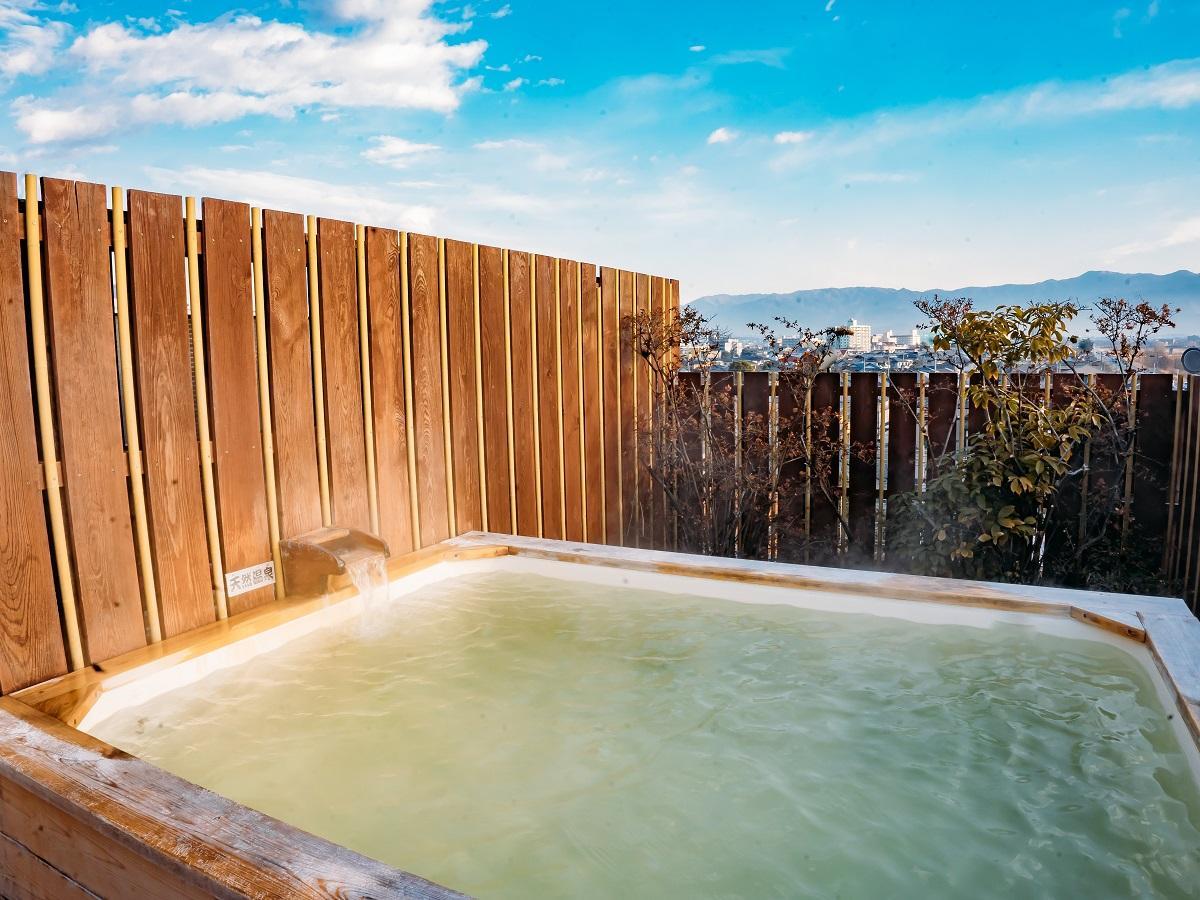 【素泊まり】食事がない分リーズナブルに温泉宿を満喫!天然温泉100%湯浴みプラン