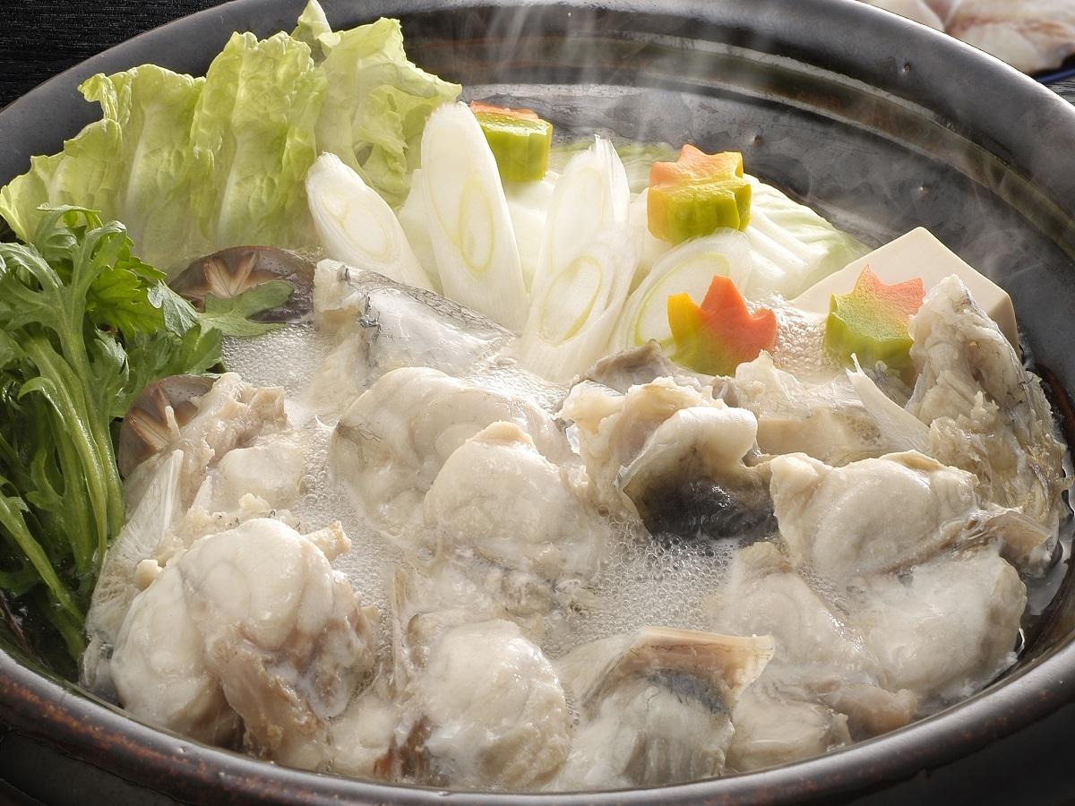 【南知多半島産】福を呼ぶ「ふぐづくし」と天然温泉を心ゆくまで堪能/食事処