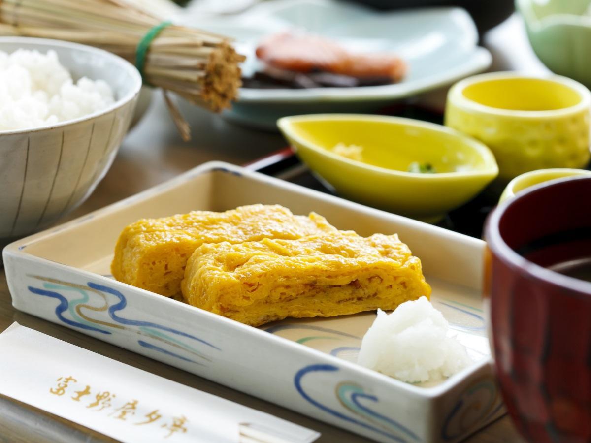【朝食付×本館】手作りにこだわったおいしい朝ごはんと美肌の湯を満喫/食事処